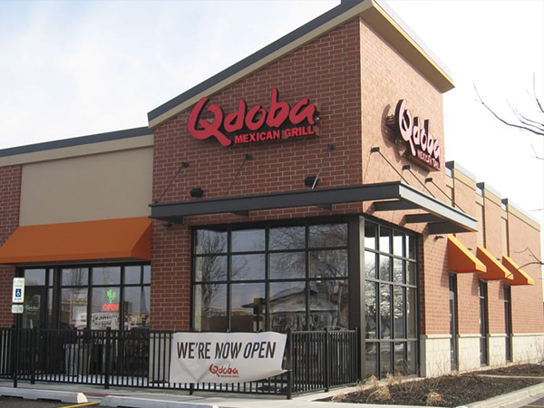 Qdoba Arlington Heights Illinois
